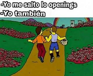 Openings :3 - meme