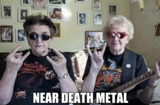 Insert metal - meme