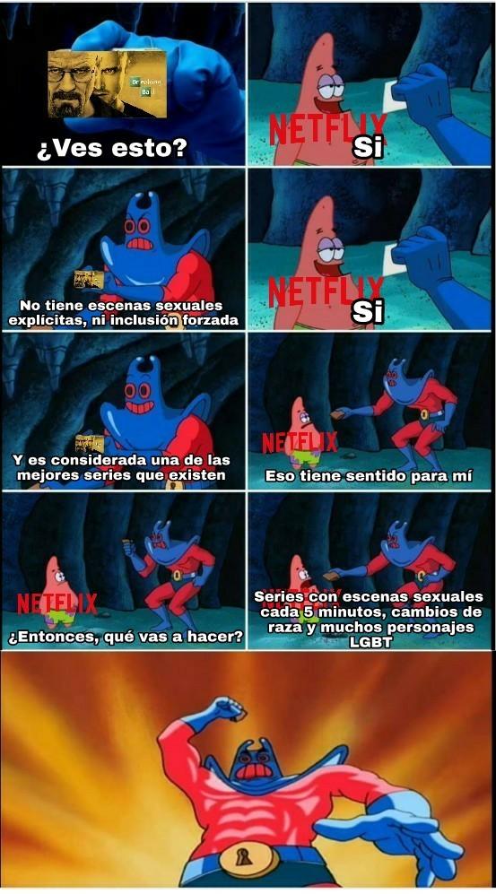 Neflis - meme