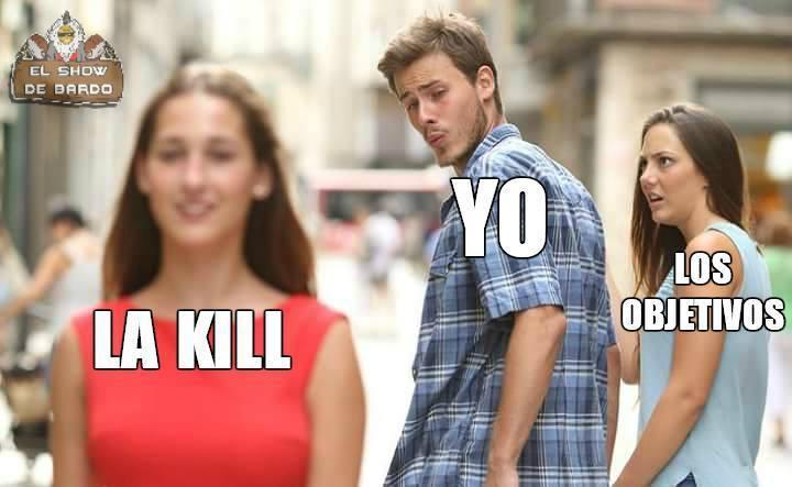 Todos en juego online - meme