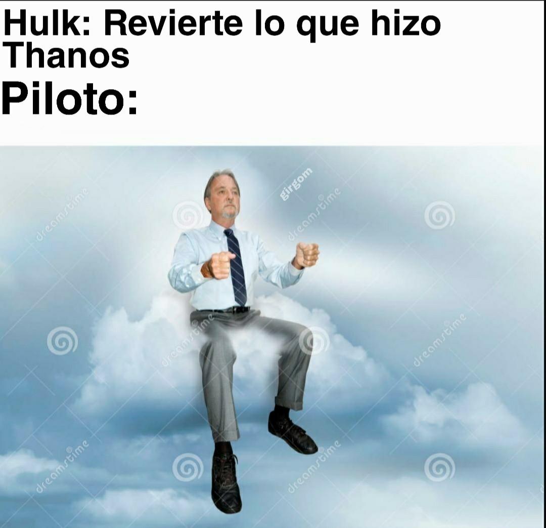 Top memes de Thanos en español :) Memedroid
