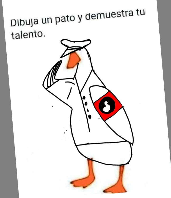 Hail duck - meme