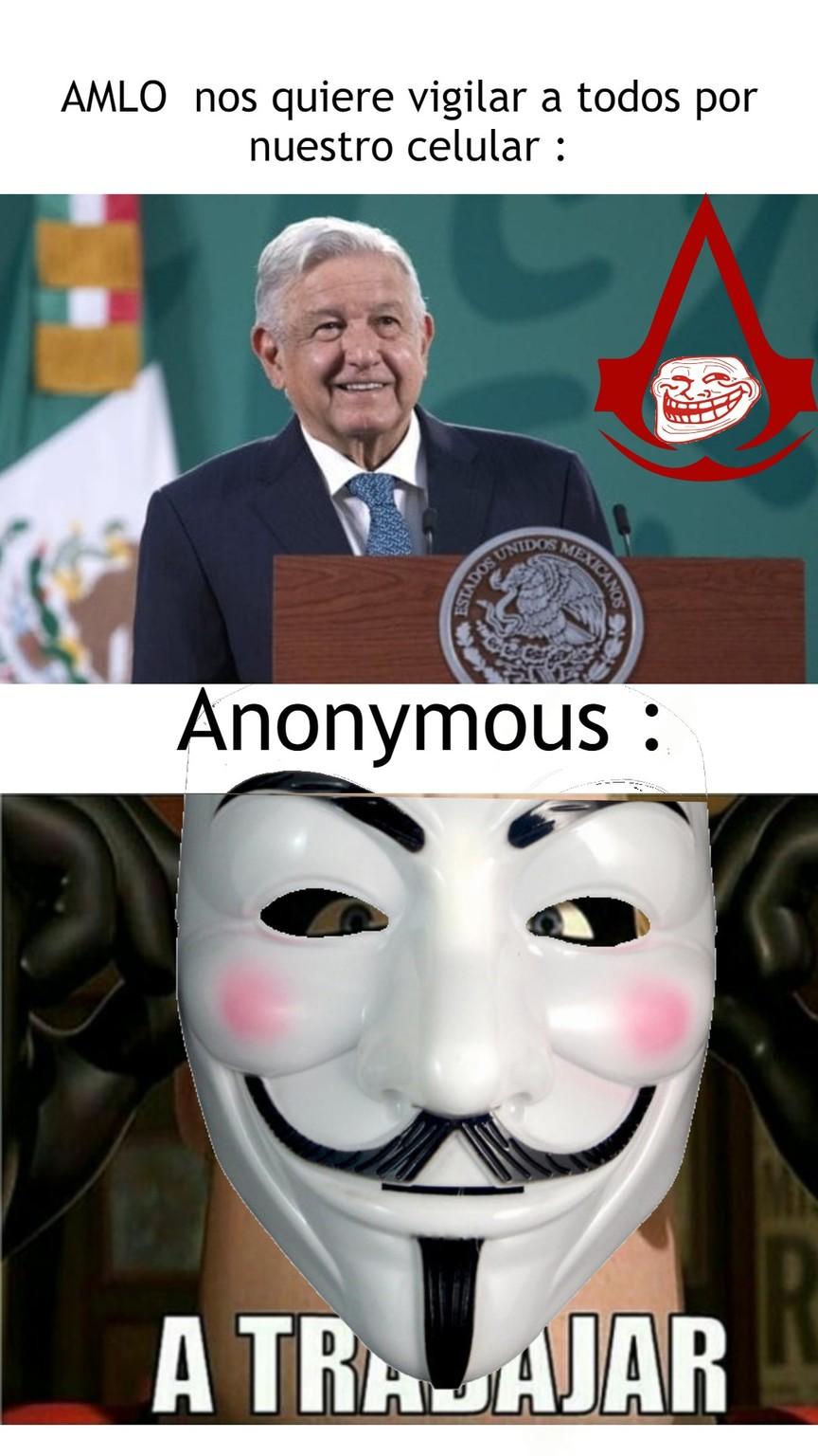 se vienen cosas grandes señores   youtube  : AssassinTrollCreed - meme