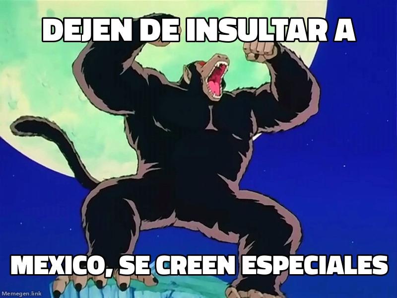 Mexichango ardido nada nuevo - meme