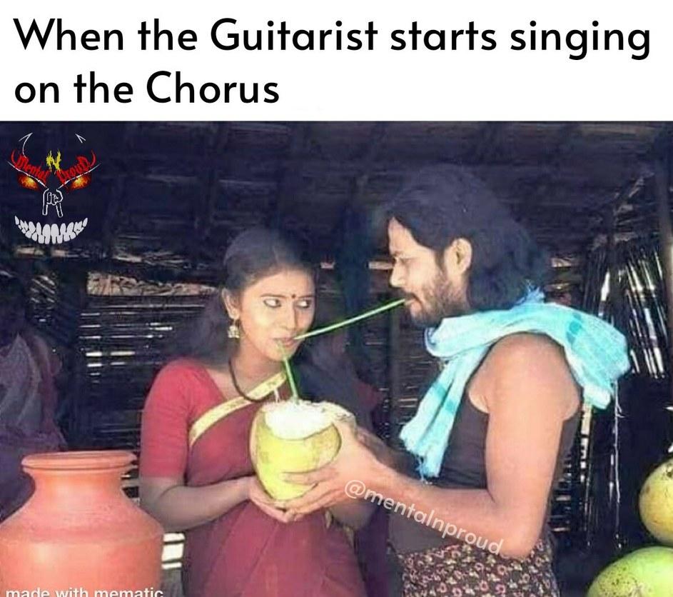 Gang Chorus - meme