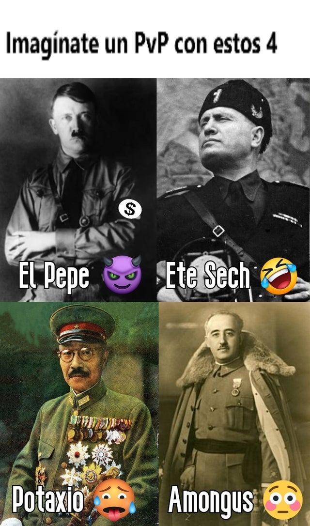 PvP Epico - meme