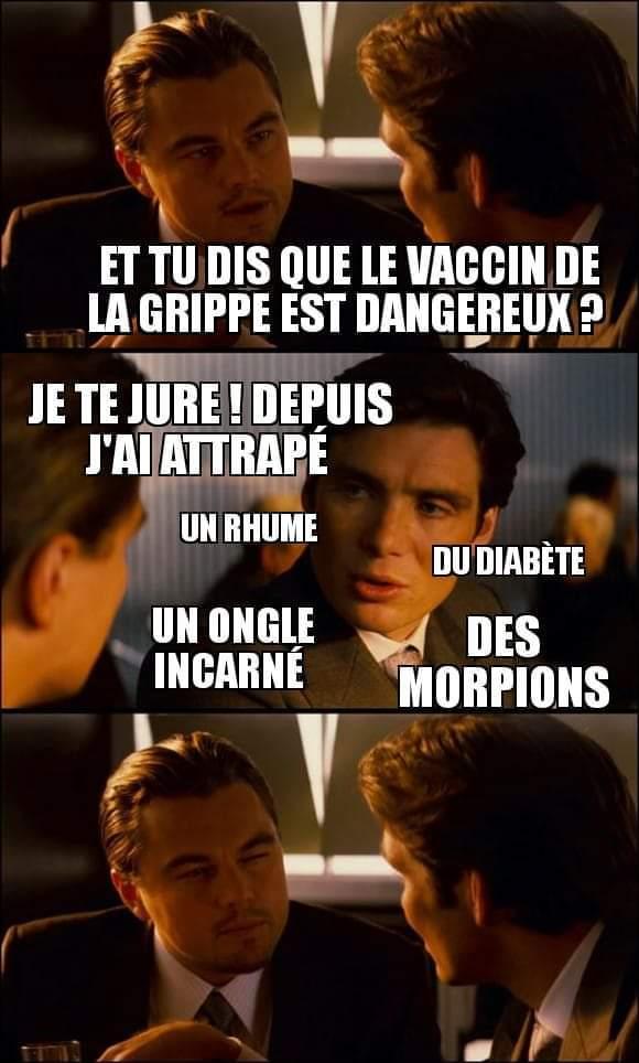Bye les antivaxx - meme
