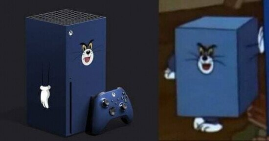 Tom xbox series - meme