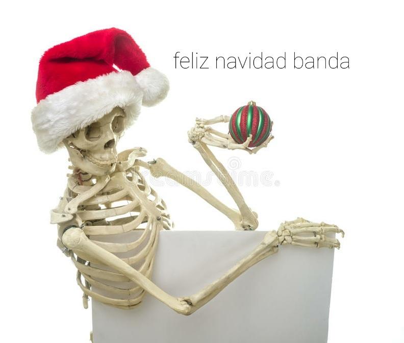 Feliz navidad - meme