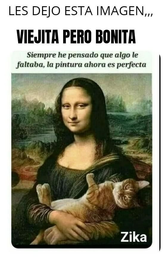 ES HERMOSO . . . - meme