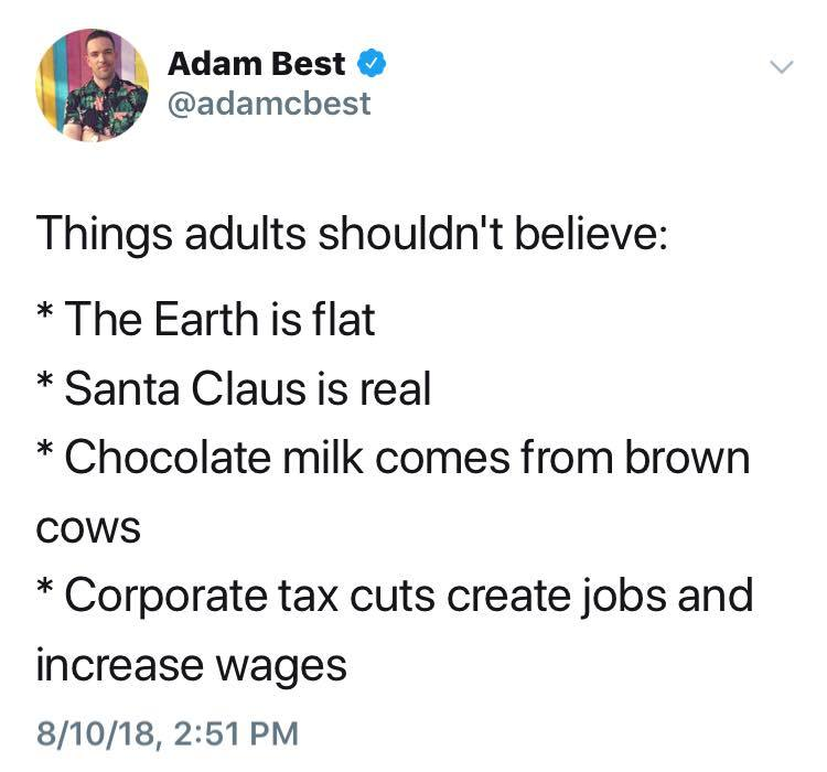 * Republicans are fiscally conservative - meme