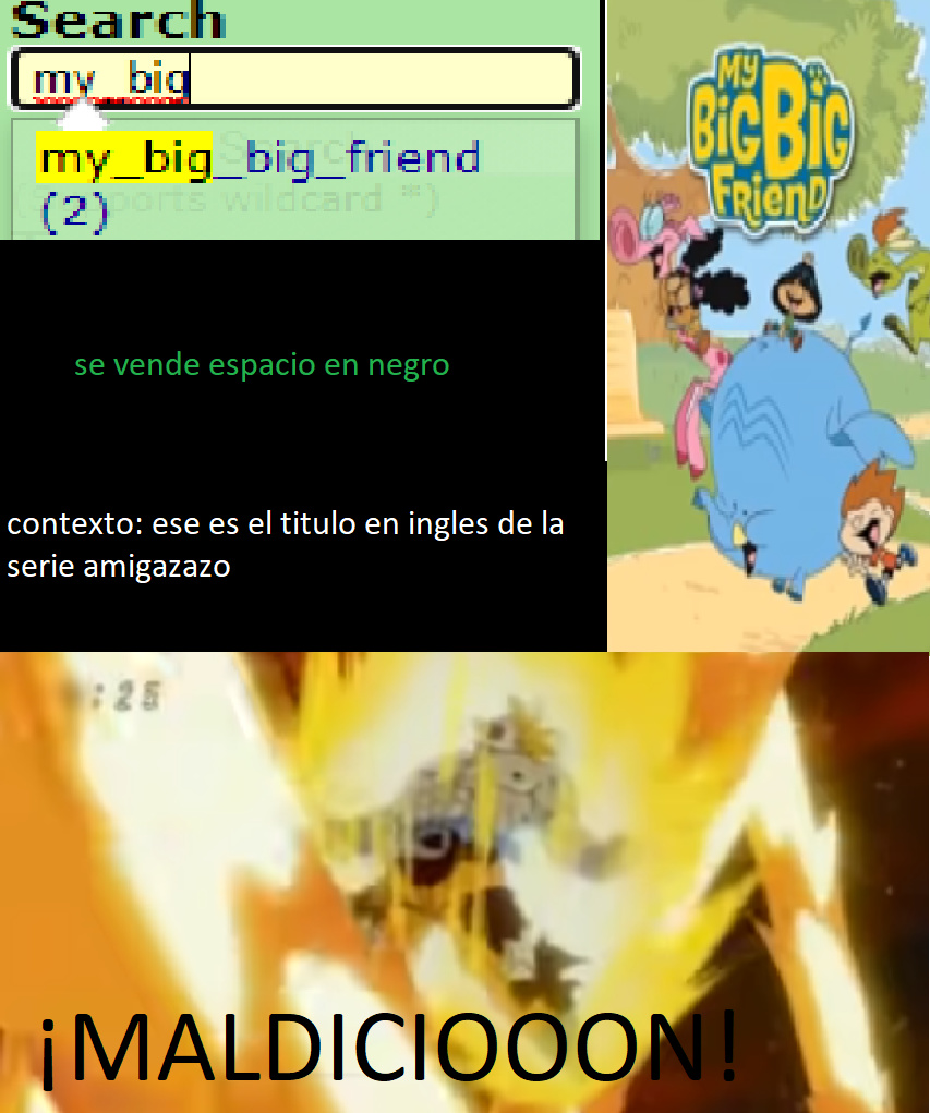 SI, existe rule34 de amigazazo - meme