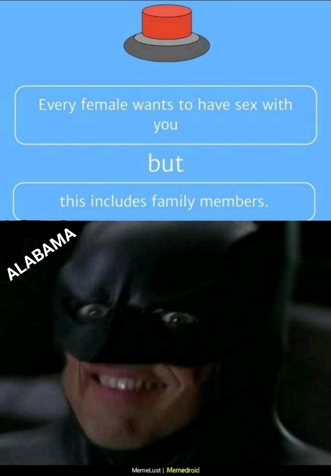 Alabama - meme