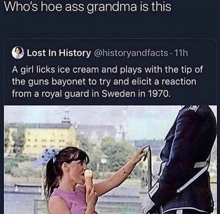 hoe - meme