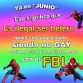 No homo o no ahí swats en mi casa