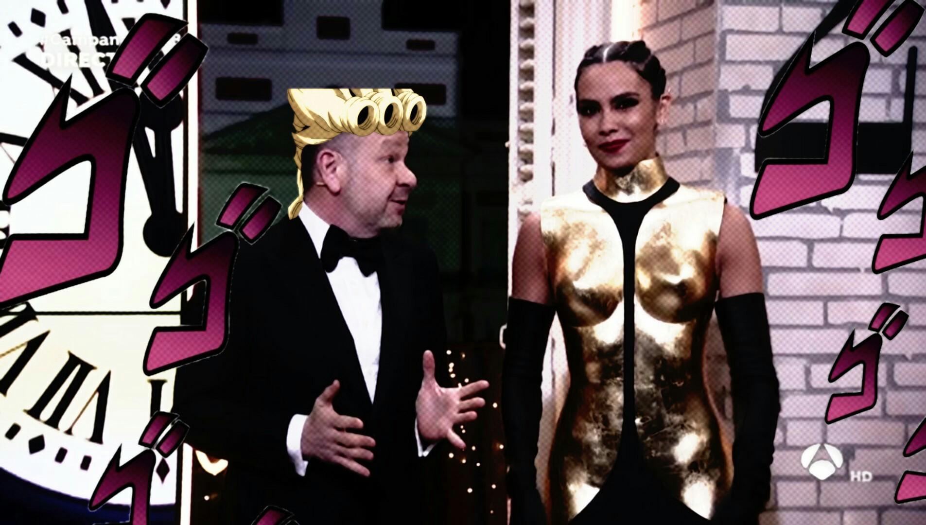 Cómo olvidar cuando Giorno Giovanna obtuvo a Golden Experience Requiem - meme