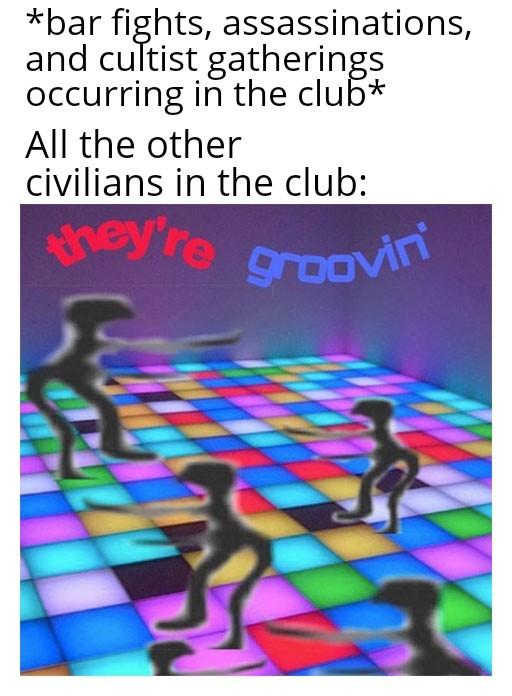 It really be like that tho - meme