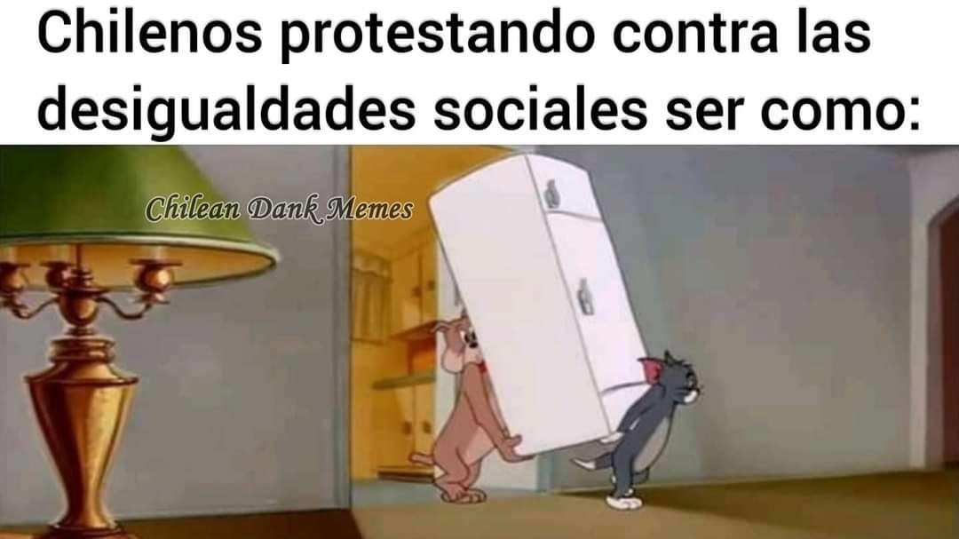 Sirve para toda latinoamerica - meme