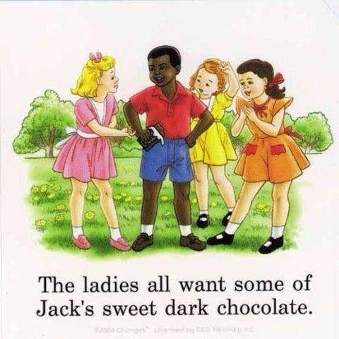 Dark chocolate - meme