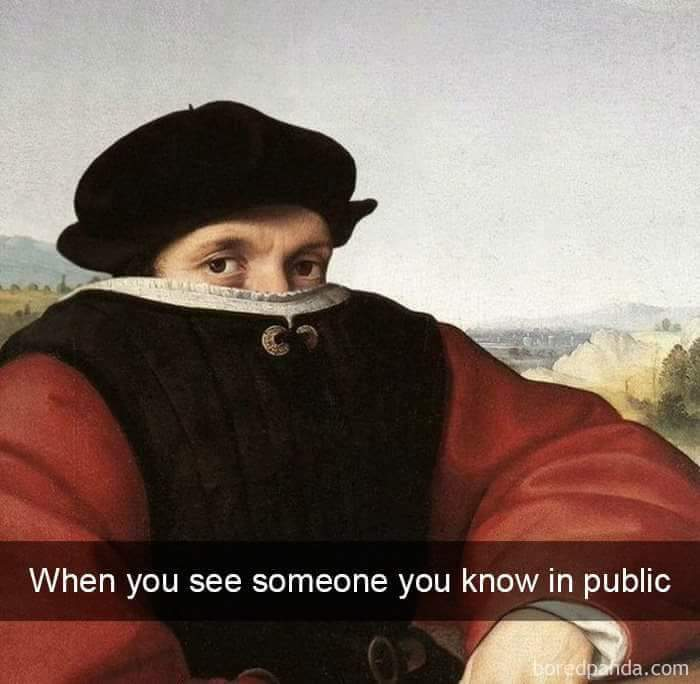 Back off - meme