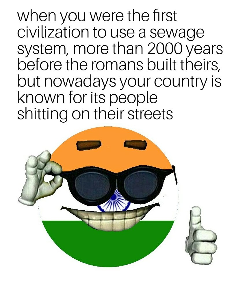 Indus valley civilization - meme