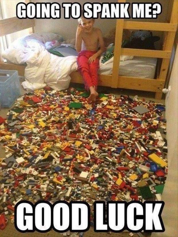 Lego is life - meme