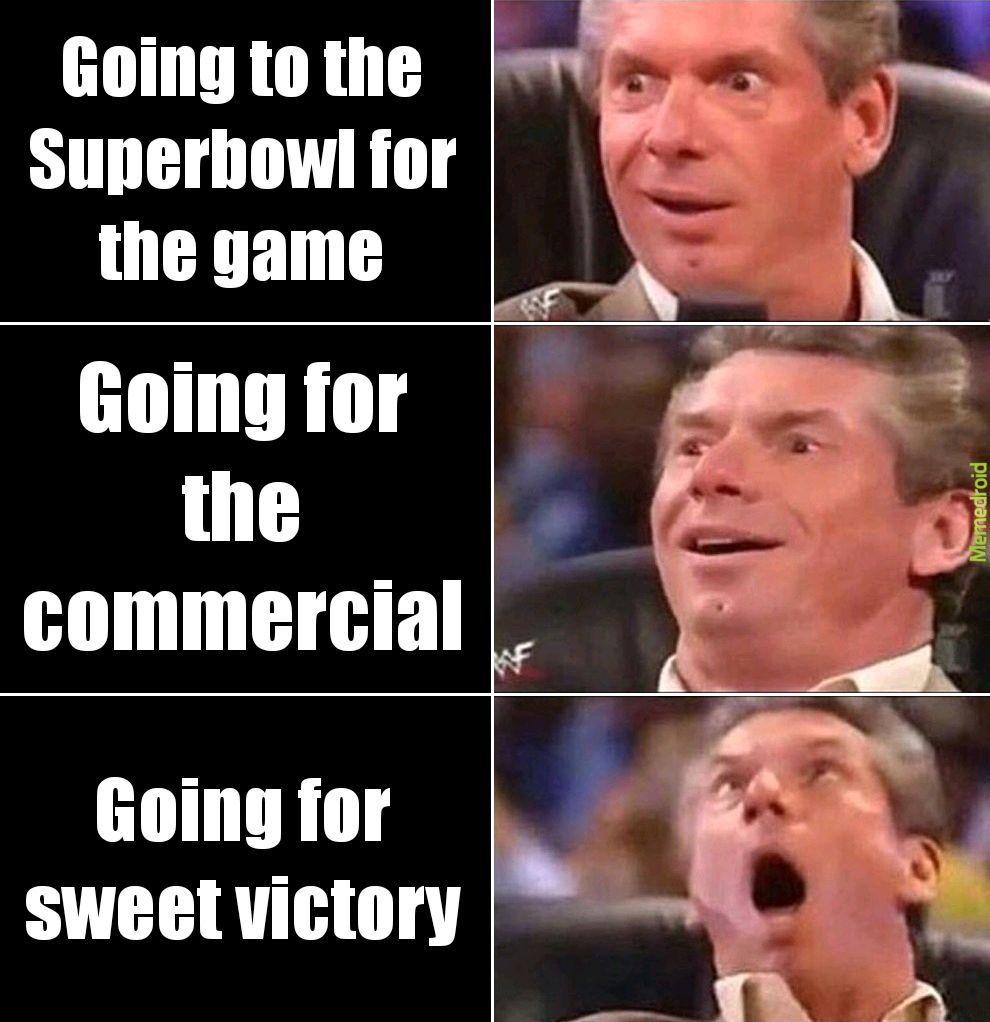 Sweet sweet meme