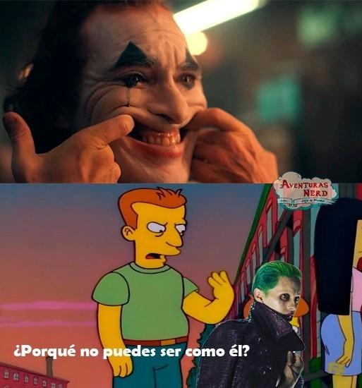 Después de ver el tráiler de el Joker - meme