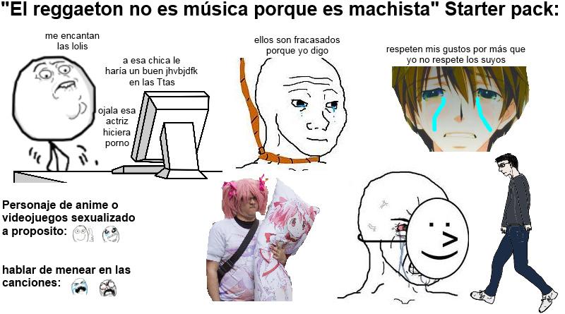 [Resubido] E1prr0123 vendrá a llorar - meme