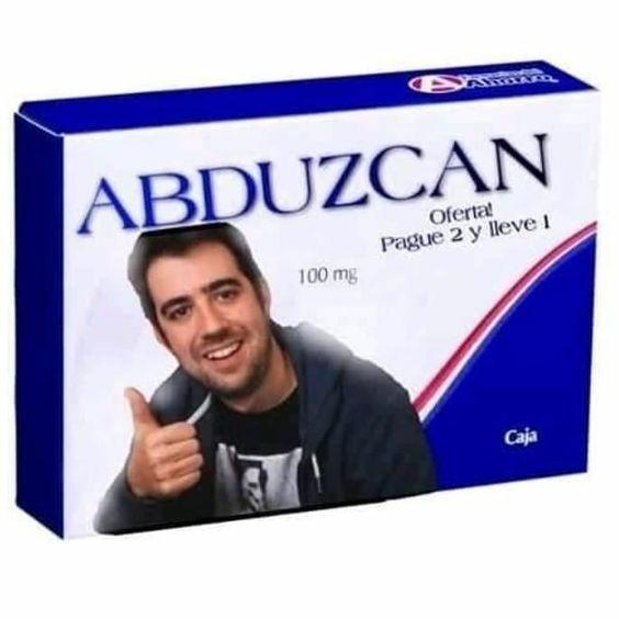 ABDUZCAN - meme