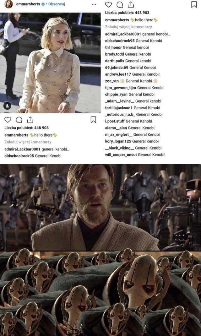 Hello there. - meme