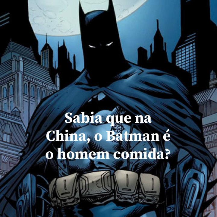 Sopa de morcego - meme