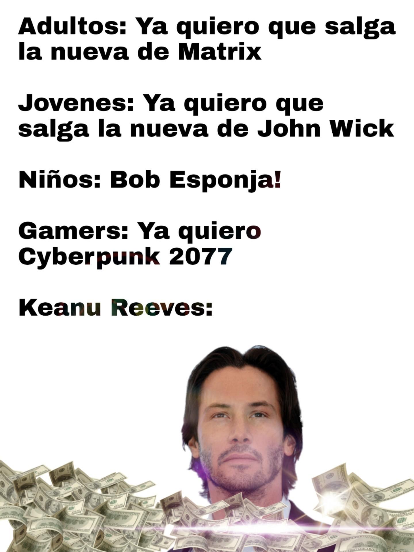 Este Keanu - meme