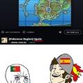 Iberia=España