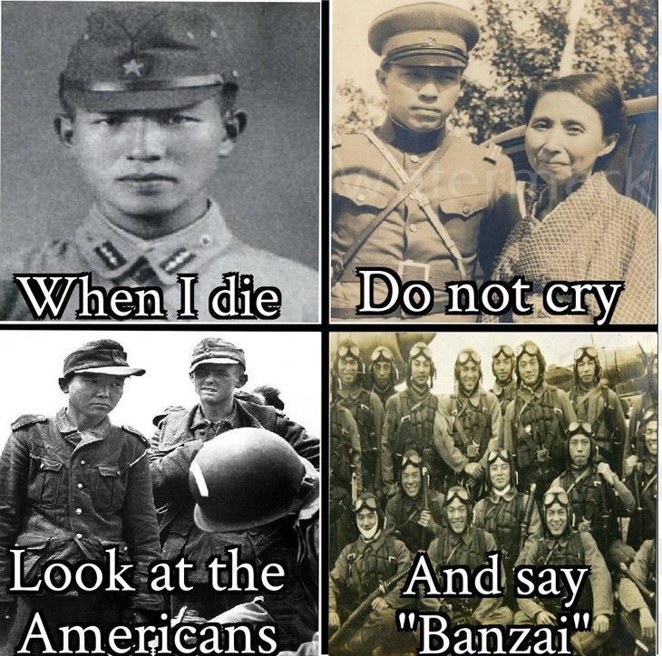 A regular Japanese shitpost - meme