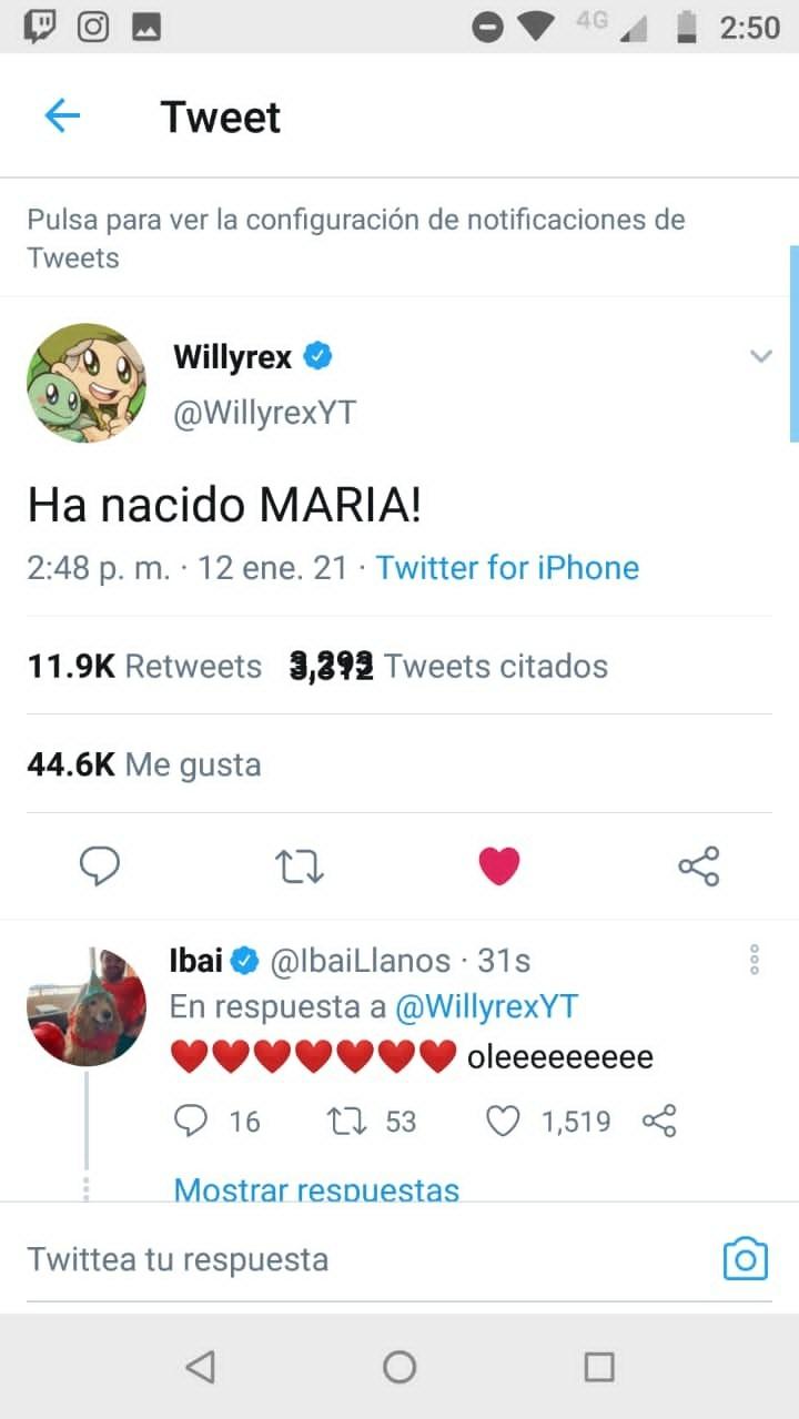 NACIOOO LA HIJA DE WILLYYYY - meme