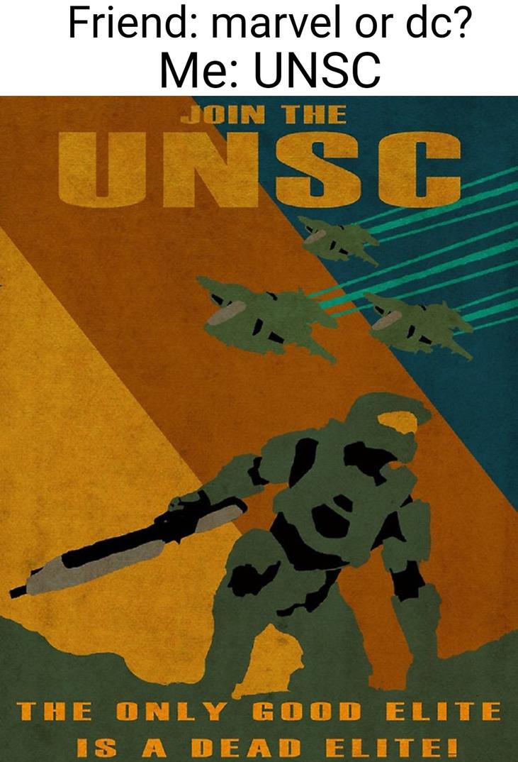 UNSC!!! - meme