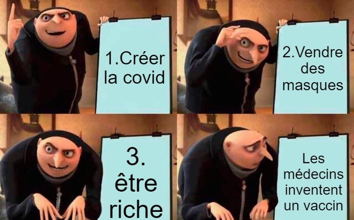 Le plan - meme