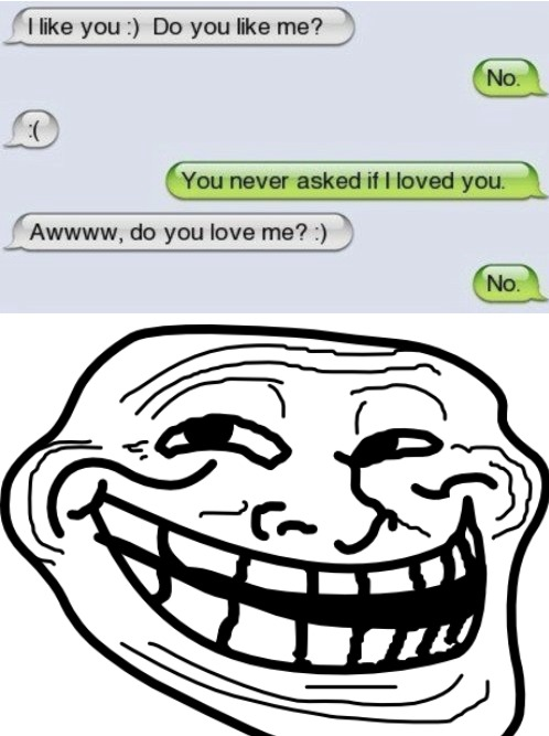 Le trolled - meme