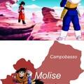Il molise non esiste
