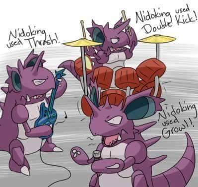 Why not pokemon? - meme