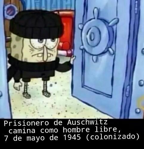 Auschwitz - meme