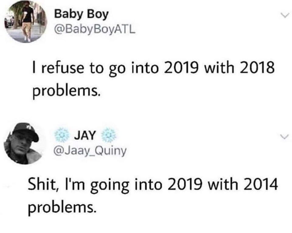 Shit i got 2007 problems still - meme