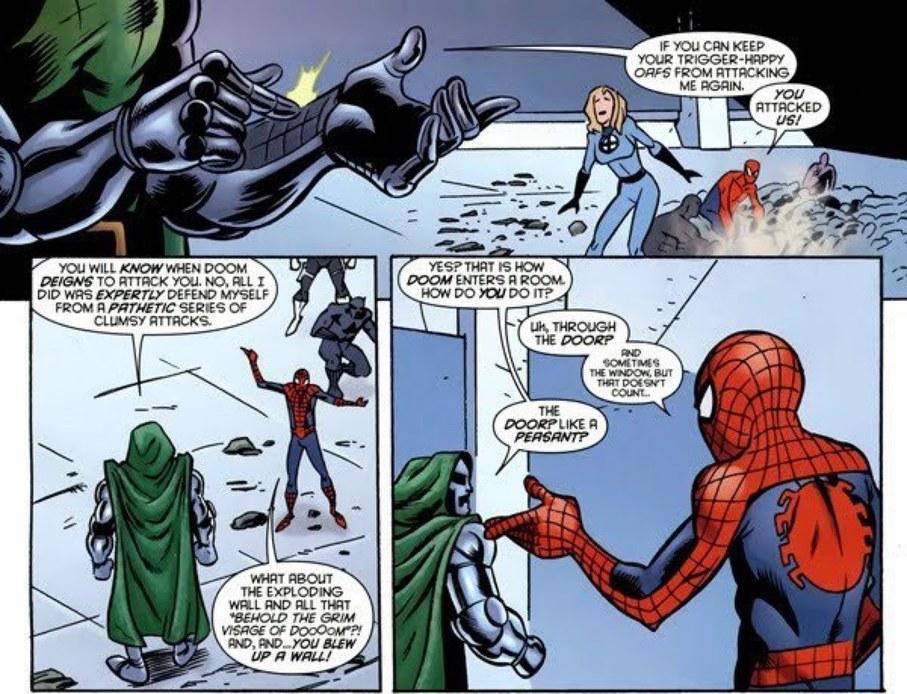 spider man - meme