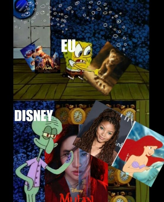 Ariel Negra, kkkk - meme