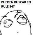 ALGO PEOR QUE BUSCAR RULE 34 DE TROLLFACE