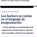 Hackearon el hack