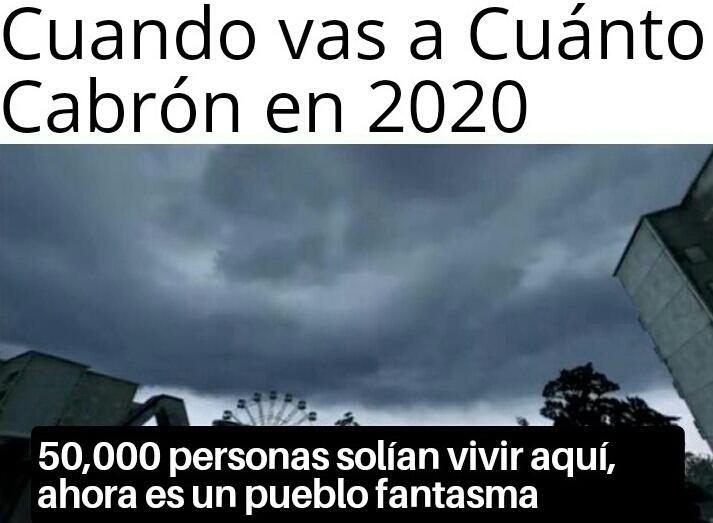 R.I.P Cuánto Cabrón 2011-2017 - meme