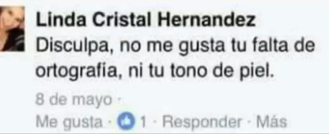 Mensaje a un mexicanito - meme