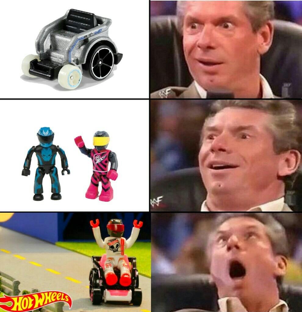 daora / hw ride ons - meme
